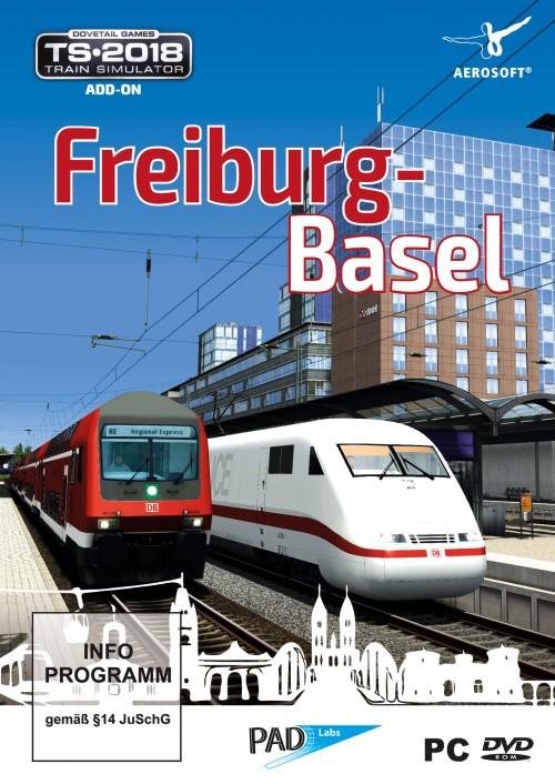 Trasa-Fryburg-Bazylea