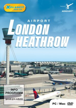Lotnisko-Londyn-Heathrow